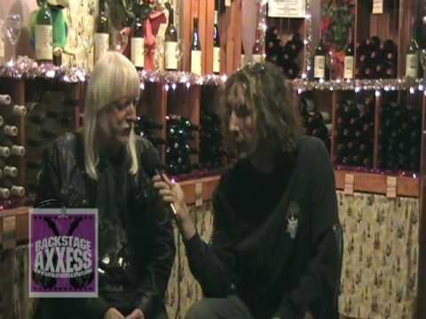 BackstageAxxess interviews Edgar Winter (Part 1 of 2)