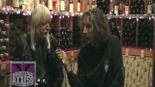 BackstageAxxess interviews Edgar Winter (Part 1 of 2)