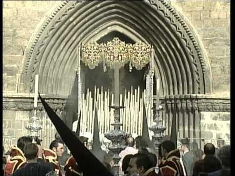 Salida de la Hermandad de los Javieres (Sevilla) - Martes Santo 2008