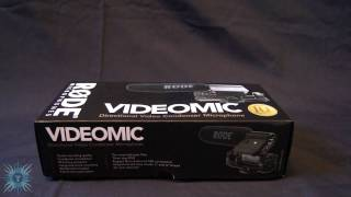 [HD] Rode VideoMic Unboxing