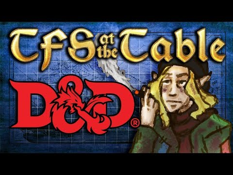 TFS At the Table: Chapter 2 Episode 9: We Destroyed A Zoo | Dungeons & Dragons | Team Four Star