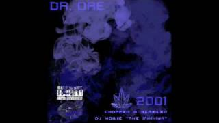 Dr. Dre - Still D.R.E. (featuring Snoop Dogg) [Chopped & Screwed by DJ Howie]