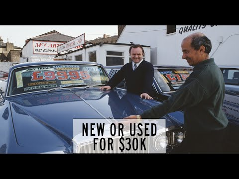 New and Used Cars for $30,000: Window Shop with Car and Driver