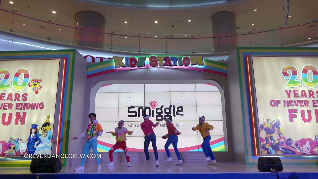 @FDCrew Kids Dance JUNIOR CREW Kids Dance Hip Hop Dance Indonesia