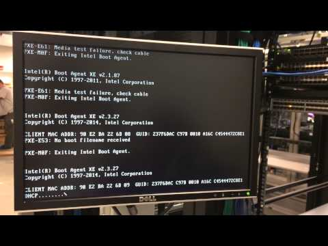 PXE by pass timeout