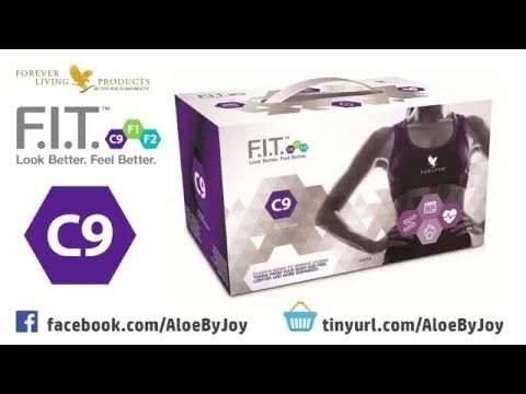 forever-living-clean-9-cleanse---c9-unboxing