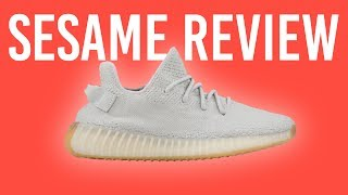 WATCH BEFORE YOU BUY.. YEEZY BOOST 350 V2 SESAME