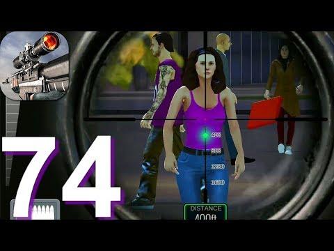 Sniper 3D Gun Shooter: Free Elite Shooting Games - Gameplay Walkthrough Part 74 (Android, IOS)
