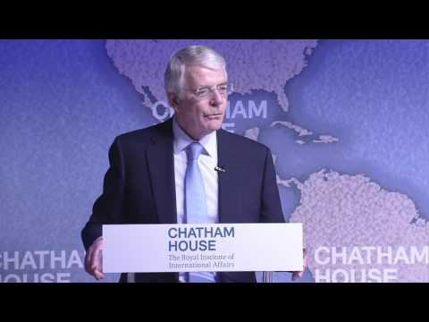 John Major at Chatham House: On UK-EU Relations Post-Brexit