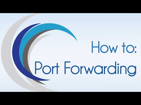 Solutions: Failed to open ports ( port forwarding)