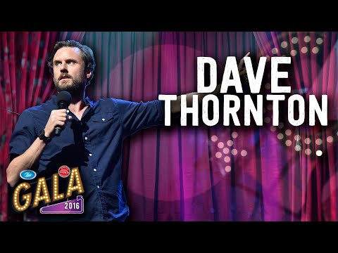 Dave Thornton - 2016 Melbourne International Comedy Festival Gala