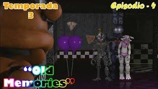 (SFM/FNAF) Old Memories (Season 3)(Episodio 6)(Corruption 2)(Español)(By Abby SFM)