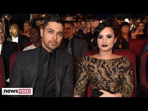 Demi Lovato And Ex-Boyfriend Wilmer Valderrama REUNITE!