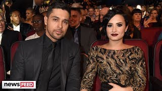 Demi Lovato and Ex-Boyfriend Wilmer Valderrama REUNITE!