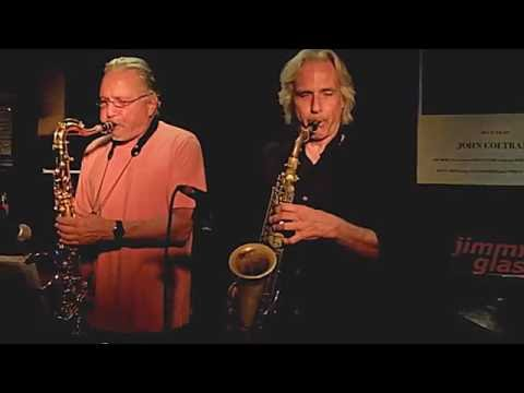 BERGONZI & SAMBEAT QUARTET plays Jerry Bergonzi's 'Soul Mission' live at Jimmy Glass Jazz Bar 2016