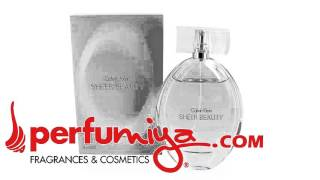 Sheer Beauty for women by Calvin Klein from Perfumiya