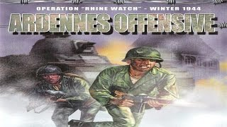 Ardennes Offensive - Gameplay [1080p 60FPS]