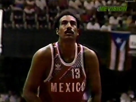 Puerto Rico vs Mexico - Final - Full Game - 1991 Pan American Games