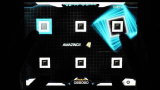 Gameplay video of the upcoming game Rhythm Control 2. The track is ...