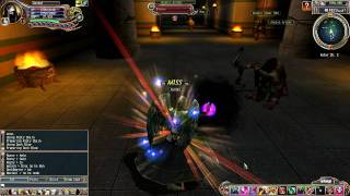 Last Chaos 777 - Night Shadow Level 111 Using 120-10 +15 Weapon