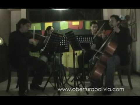 Amelie, La Valse d' Amelie - Obertura Cuarteto de Cuerdas