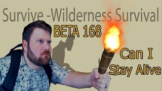 Survive - Wilderness survival   Can I stay Alive