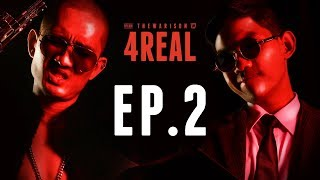 4REAL : EP.2 TORDED vs DONDY (SEMI-FINAL) | RAP IS NOW