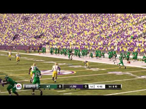 NCAA Football 13 at E3: SEE Gameplay of Doug Flutie in game