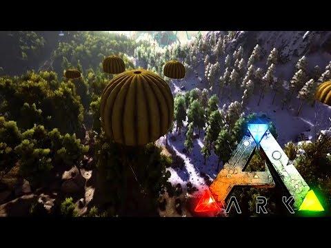 ARK BATTLE ROYALE PVP Mod | Arena Of Gods Trailer!! Ark: Survival Evolved