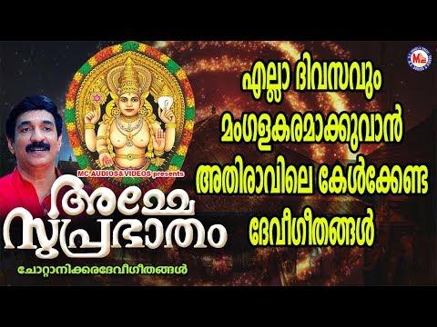 എല്ലാദിവസവും-മംഗളക്കരമാക്കുവാൻ-അതിരാവിലെ-കേൾക്കേണ്ട-ദേവീഗീതങ്ങൾ|-devi-suprabhatham-|hindu-devotional
