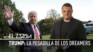 Trump: La pesadilla de los dreamers - El Zoom de RT + conversamos con ustedes al final