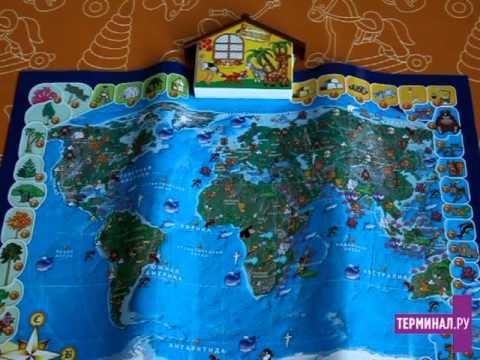 Книга: детская карта мира. Аннотация, отзывы читателей, иллюстрации. Купить книгу по привлекательной цене среди миллиона книг
