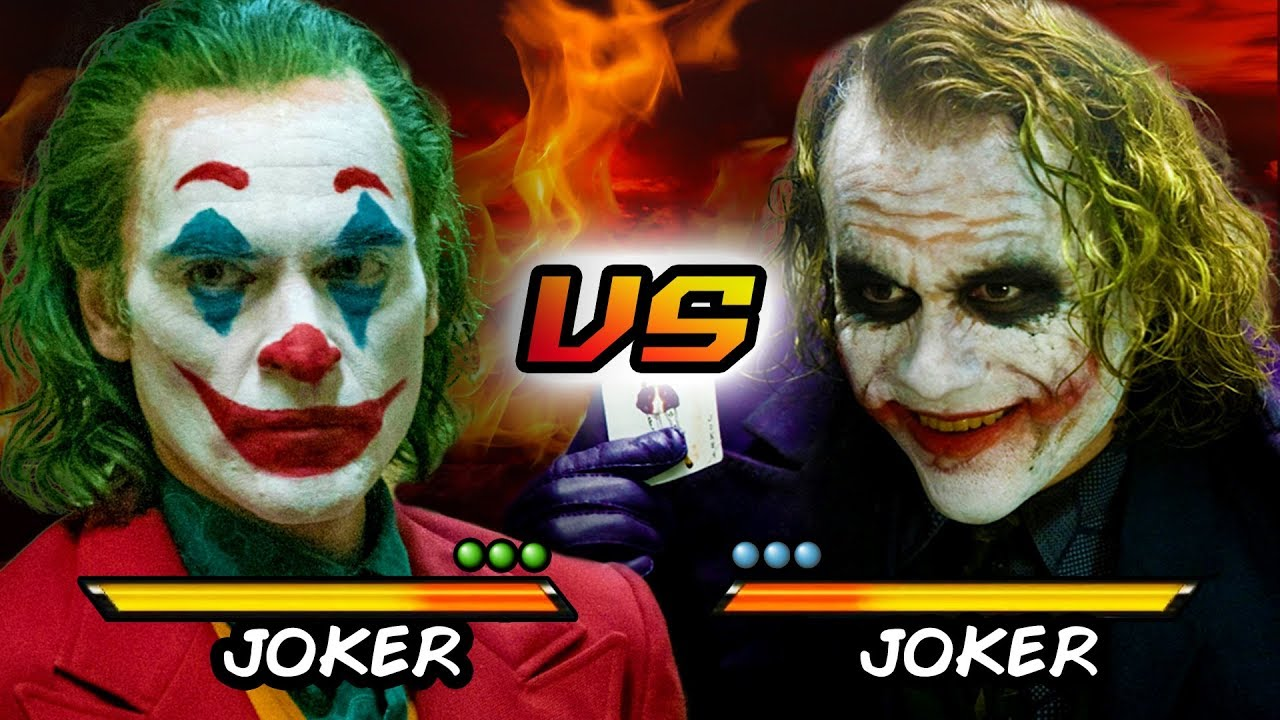 Heath Ledger Vs Joaquin Phoenix Poll: Joaquin Phoenix Vs Heath Ledger