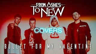 Bullet For My Valentine Tears Dont Fall - From Ashes to New (Quarantine Cover) YouTube Videos