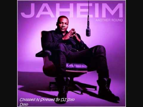 Jaheim - Finding My Way Back(Chopped N Skrewed)