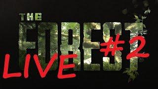 Megyünk a bányába!!! Multiplayer (CO-OP) The Forest (UPDATE)(V0.63b) LIVE #2