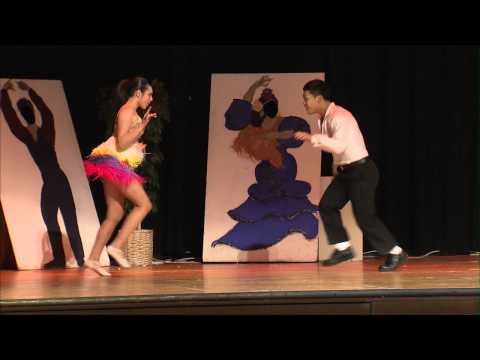 LMHS Dancing with the Spanish Stars 2013