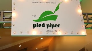 Pied Piper Launch Party Summary Video