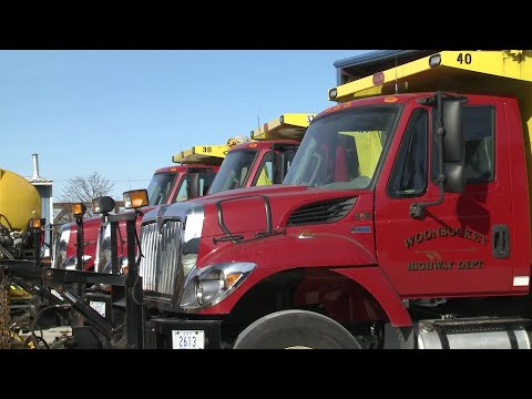 VIDEO NOW: Woonsocket Hiring Plow Drivers