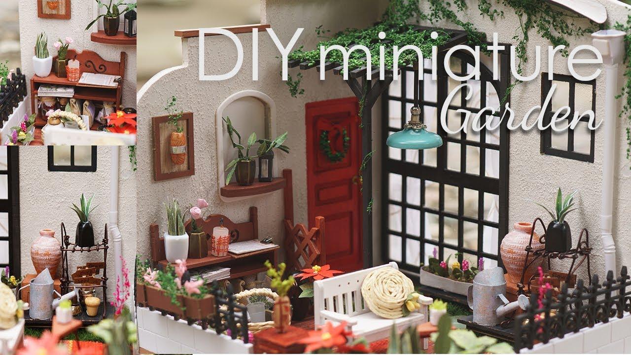 diy dollhouse kit - robotime miller's