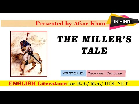 Chaucer: The Miller's Tale (perf'd by Stanley Holloway) from YouTube · Duration:  23 minutes 17 seconds