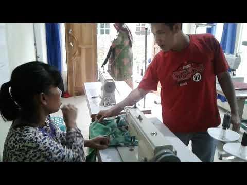 Kursus jahit gratis Yayasan Insan Kamil