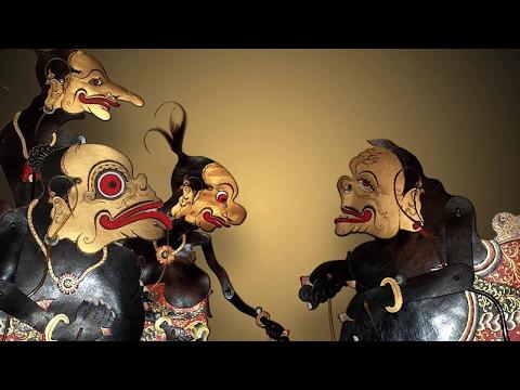 How To Make: Wayang Kulit Puppets