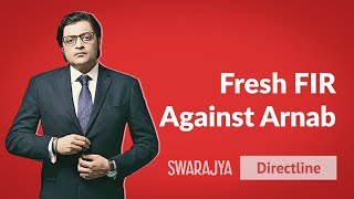 Fresh FIR Against Arnab Goswami – Journalist's Coverage Of Bandra Migrant Protest In Question