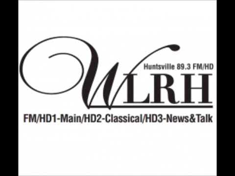 WLRH 89.3 FM Public Radio TOTH Station ID April 29, 2018 9:00pm