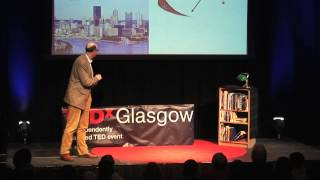 Why are Scots so sick: Dr. Richard Weller at TEDxGlasgow
