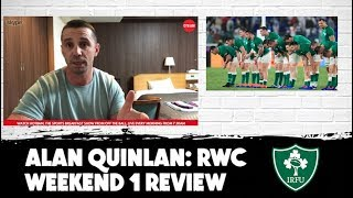Alan Quinlan | We should celebrate Ireland - there's more to come | OTB AM