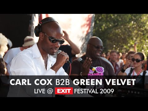 EXIT 2009 | Carl Cox & Green Velvet Live @ Mts Dance Arena FULL SET