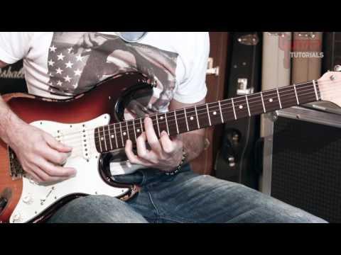 Bad (U2) - Guitar Tutorial with Matt Bidoglia