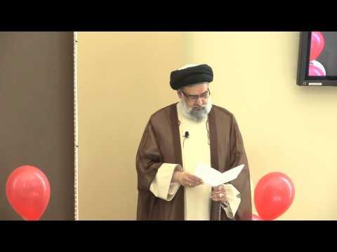 The Need to Feed your Greed; Being Wasteful of the World - Maulana Syed Muhammad Rizvi